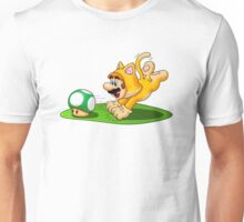 Cat Mario 1-Up Hunter Unisex T-Shirt