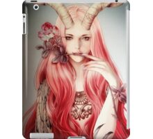 Seductive Daemon iPad Case/Skin