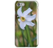 The Laughing Daffodil  iPhone Case/Skin