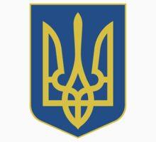 Ukraine - National Seal One Piece - Long Sleeve
