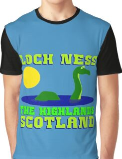 LOCH NESS  Graphic T-Shirt