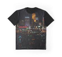 Cincinnati at Night Graphic T-Shirt