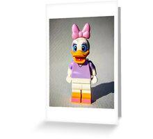 Daffy Duck Greeting Card