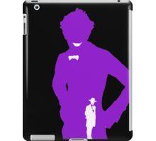 Joker Silhouette iPad Case/Skin