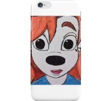 Roxanne iPhone Case/Skin