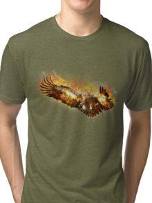 Feuervogel Tri-blend T-Shirt