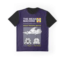 Haynes Manual - Mean Machine - T-shirt Graphic T-Shirt