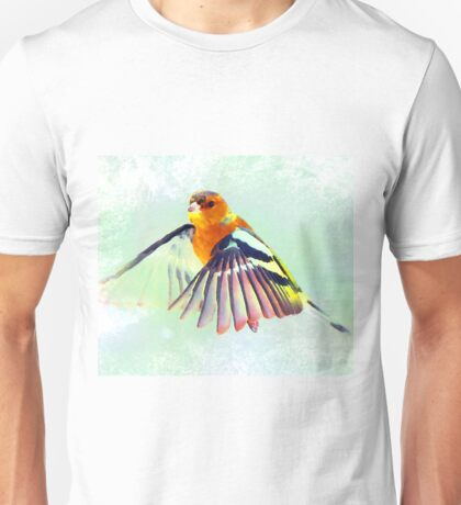 Chaffinch Study Unisex T-Shirt