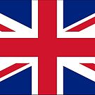 United Kingdom Flag Products by Mark Podger
