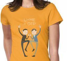 U+ME=OTP CHERIK Womens Fitted T-Shirt