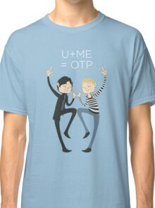 U+ME=OTP JOHNLOCK Classic T-Shirt