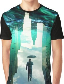 Vivid Dream Graphic T-Shirt