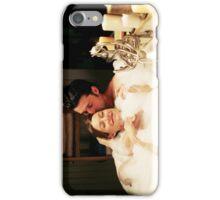 merder bath iPhone Case/Skin