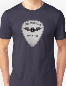 Gibson guitar pick plectrum T-Shirt