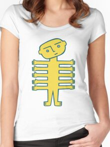 Handy Women's Fitted Scoop T-Shirt