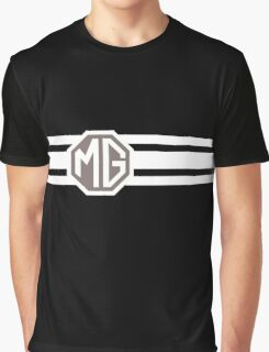 Mg Cars Graphic T-Shirt