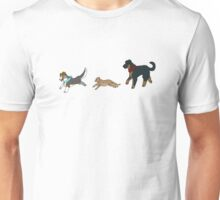 Here Comes Trouble Unisex T-Shirt
