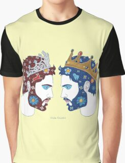 """Mirror, mirror on the wall, who is the fairest queen of them all"" Graphic T-Shirt"