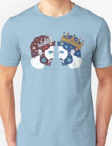 """Mirror, mirror on the wall, who is the fairest queen of them all"" Unisex T-Shirt"