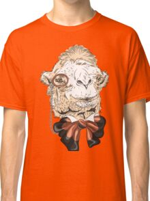 Funny Camel  hipster  Classic T-Shirt
