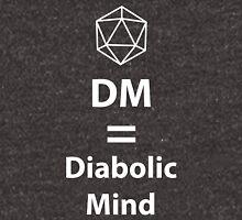Dungeon Master = Diabolic Mind  Unisex T-Shirt