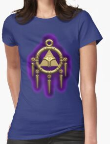 Millennium Ring! Womens Fitted T-Shirt