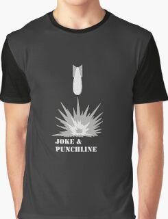 Joke & Punchline Graphic T-Shirt