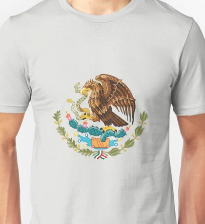 Coat of Arms of Mexico Unisex T-Shirt