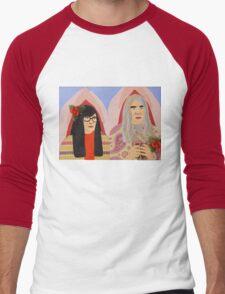 For my man Kurbeth Portlandia Sweatshirt Men's Baseball ¾ T-Shirt