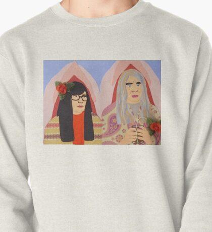 For my man Kurbeth Portlandia Sweatshirt Pullover