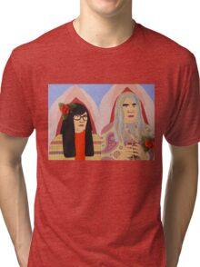 For my man Kurbeth Portlandia Sweatshirt Tri-blend T-Shirt