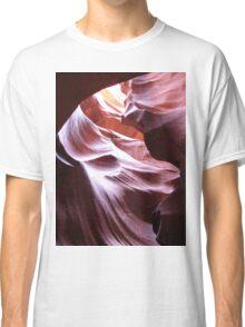 Purple Hues of Antelope Canyon Classic T-Shirt
