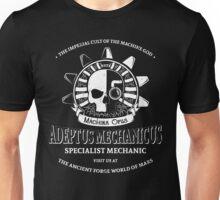 Adeptus Mechanicus Unisex T-Shirt