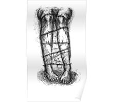 Barbed Legs Poster