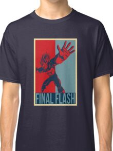 FINAL FLASH - Dragon Ball Classic T-Shirt