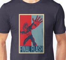 FINAL FLASH - Dragon Ball Unisex T-Shirt