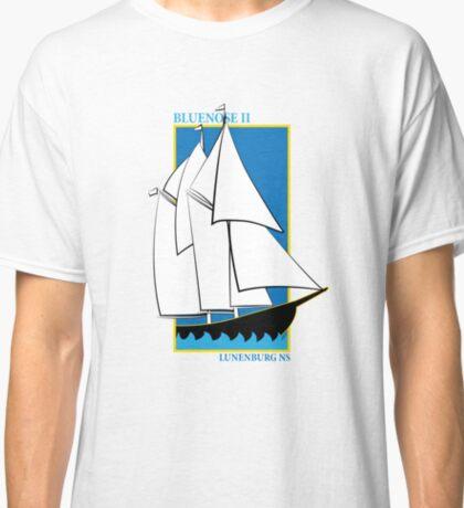 Bluenose II Lunenburg NS Classic T-Shirt