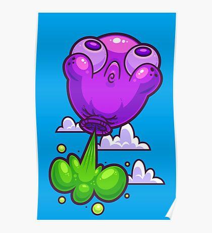 Balloon Toot Poster