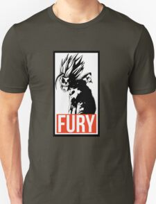 FURY - Dragon Ball Unisex T-Shirt
