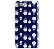 Ghibli pattern iPhone Case/Skin