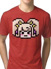Hiyoko Saionji Tri-blend T-Shirt