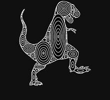 Tyrannosaurus Circles Unisex T-Shirt