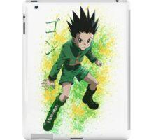 Gon Freecs - Hunter x Hunter iPad Case/Skin