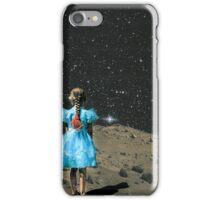 Space Girl iPhone Case/Skin