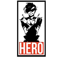 HERO - Kamina Photographic Print