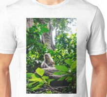Monkey and Baby Unisex T-Shirt