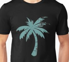 Summer Caribbean Palm Trees Unisex T-Shirt