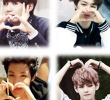 BTS Hearts! Sticker