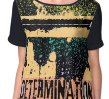 determination Chiffon Top