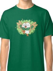 Rowlet Razor Leaf Classic T-Shirt